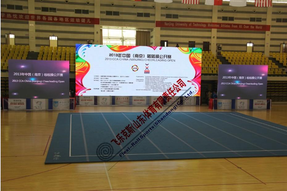 2013年中国(南京)啦啦操公开赛
